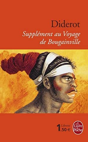 Supplement Au Voyage De Bougainville (Ldp Libretti) by Diderot (1995) Mass Market Paperback