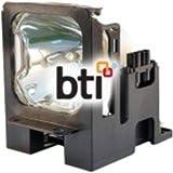 Battery Technology Replacement Lamp For Mitsubishi XL5900U, XL5950, XL5980, XL5980LU, XL5980U VLT-XL5950LP-BTI