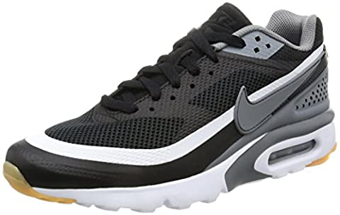 Nike Herren Air Max Bw Ultra Trainer, Schwarz (Black/Cool Grey/White/Gum Yellow), 44 EU
