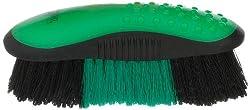 Tough 1 Great Grip Brush, Neon Green