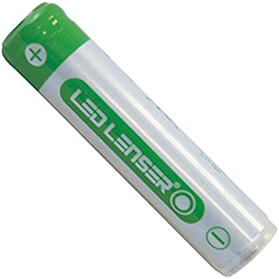 Led Lenser 7704 batería recargable - Farol de mano   (Linterna, iones de litio, Azul)