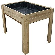 Mesa de cultivo 80 x 120 x 80 cm