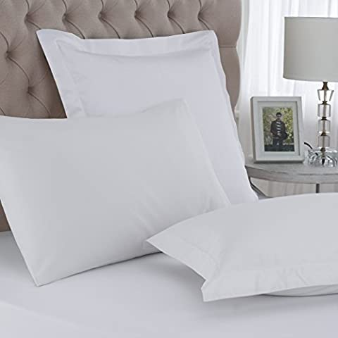 Great Knot 100% Egyptian Cotton Percale 200 Thread Count Oxford