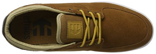Etnies Hitch, Chaussures de Skateboard Homme Marron (Brown)