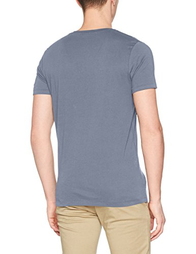 BOSS Orange Herren T-Shirt Tway Blau (Open Blue 463)