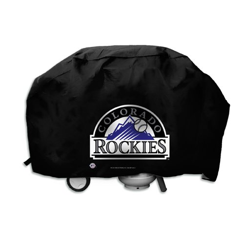 MLB Deluxe Grill Cover MLB Team: Colorado Rockies