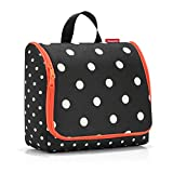 Reisenthel toiletbag XL mixed dots Beauty Case 28 centimeters 4 Nero (Mixed Dots)