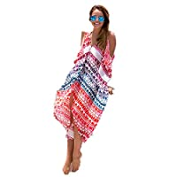 Multi Color Sarong & Cover Ups For Women