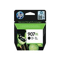 HP T6M19AE (907XL) Ekstra Yüksek Kapasiteli Mürekkep Kartuş 1.500 Sayfa, Siyah