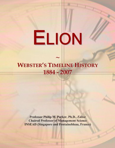 elion-websters-timeline-history-1884-2007