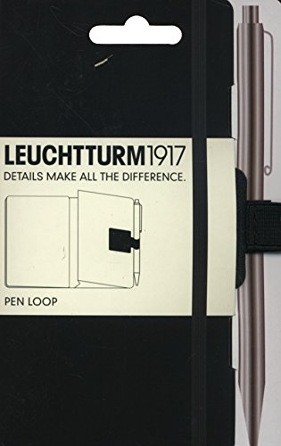Leuchtturm1917 - Pen Loop (Black)