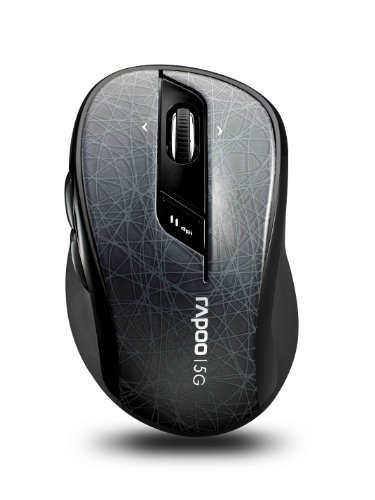 Reviews for Mouse Wireless 5G High Level 6Key Grey-7100p