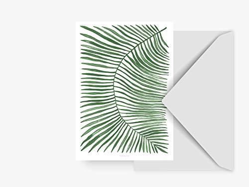 Postkarte - Rectangle Plant No. 1