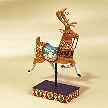 Reno Mickey Mouse Walt Disney Mickey Mouse–Figura decorativa de trineo Christmas–Figuras