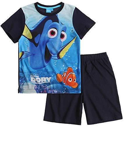 Disney Findet Dory Shorty Pyjama 2016 Kollektion (116, Marine)