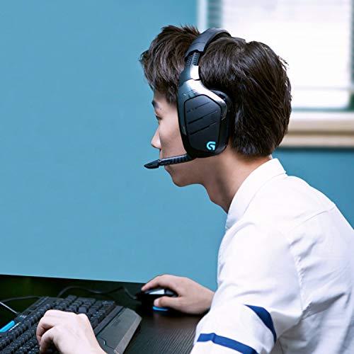 Logitech G933 Artemis Spectrum Kabelloses professionelles Gaming Kopfhörer - 2