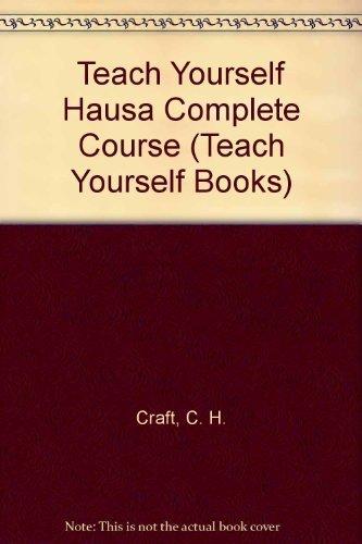 Hausa (Teach Yourself)