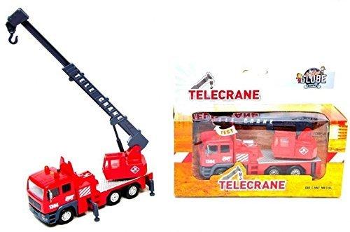 feuerwehrkran spielzeug Speelgoed 510778 - Spielmodell - Feuerwehr B/O