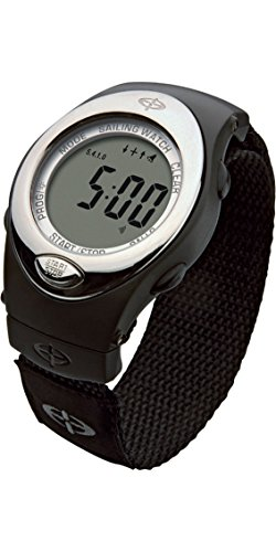 Optimum Time OS Series 2 Watch with Velcro Strap 223V Charcoal