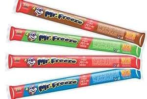 Mr Freeze Strawberry & Raspberry & Orange & Cola 60 X 150ml