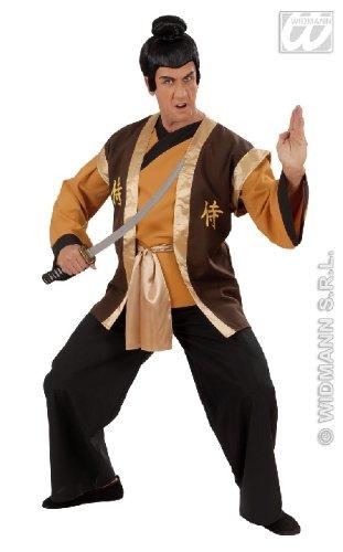 Kostüme Samurai Männer (KOSTÜM - SAMURAI KRIEGER - Größe 50/52)