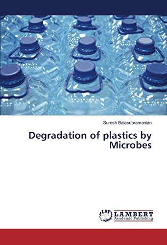 Degradation of plastics by Microbes