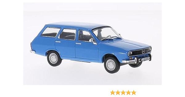 Dacia 1300 Break Blue Model Car Ready Made Specialc 75 1 43 Spielzeug