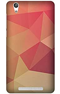 iessential pattern Designer Printed Back Case Cover for Gionee F103