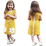 USHA ENTERPRISES Baby Girls' Knee Length Dress