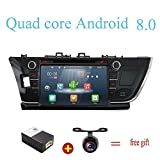 "9"" Android 8.0 2G RAM Double din Car Stereo with GPS Navigation"