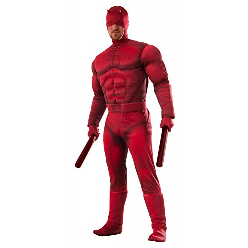 Deluxe Daredevil Costume - Adult ()