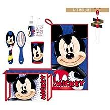 1e8773ac2 Cerdá 2500000844 Mickey Neceser de Viaje, 23 cm, ...