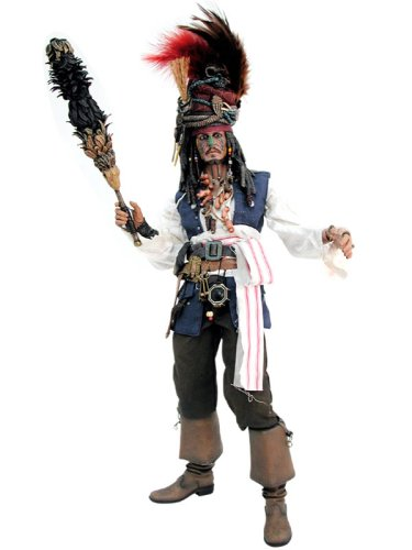 movie-masterpiece-pirates-of-the-caribbean-dead-mans-chest-cannibal-ver-jack-sparrow