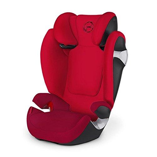 Preisvergleich Produktbild Cybex Gold Solution M, Autositz Gruppe 2/3 (15-36 kg), Kollektion 2016, Mars Red, ohne Isofix