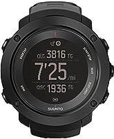 Suunto Unisex Ambit3 Vertical Gps Watches, Black