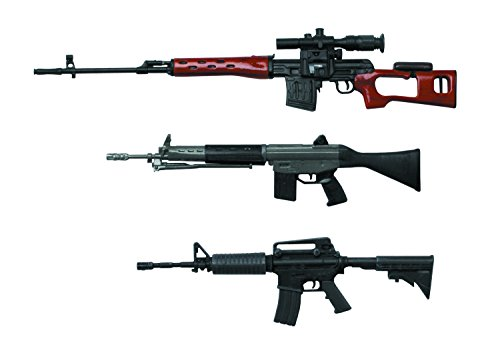 GUN-2 1 / 12 realistic wepons series realistic River