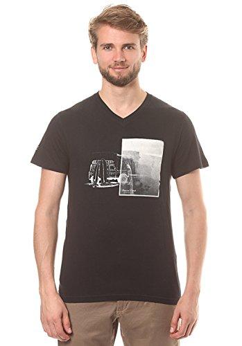 Oxbow J2tomin, T-Shirt Uomo nero