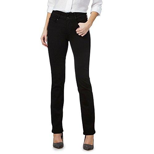 j-by-jasper-conran-womens-black-bootcut-high-waisted-jeans-14r