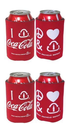 kolder-coca-cola-can-peace-love-koosie-4-pack-red-by-tnt-media-licensed-sports