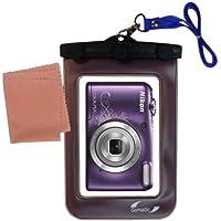 Pochette de protection waterproof pour le Nikon Coolpix L28 / L27