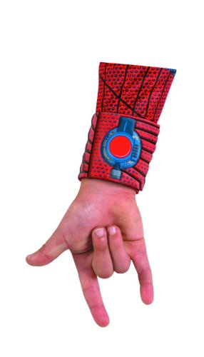 Disguise The Amazing Spider-Man Child Web Shooter Manschetten One-Size