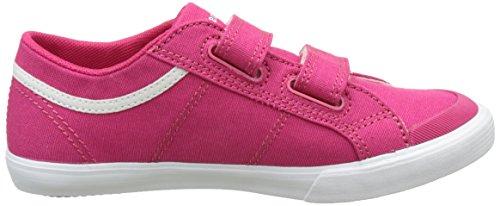 Le Coq Sportif Unisex-Kinder Saint Gaetan Ps Cvs Flach Pink (Rose Red/Optical Whi)