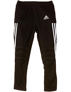 adidas Tierro13 GK PAN - Pantalones para niños, color negro / blanco, talla 164
