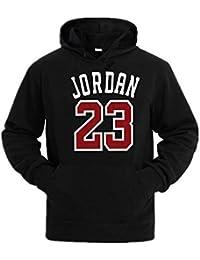 Moda Jordan 23 Hombres Ropa Deportiva Imprimir suprem Hombres Sudaderas con Capucha Hip Hop Chándal Hombre