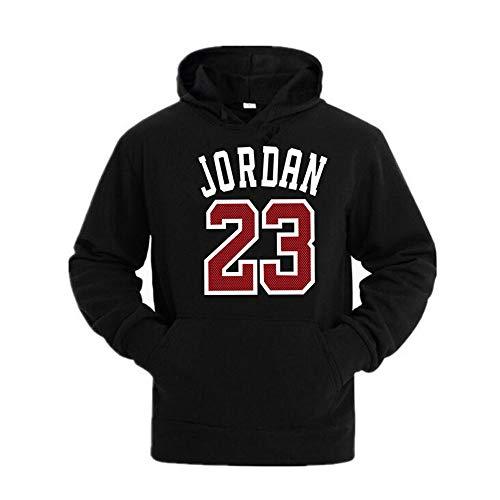 Moda Jordan 23 Hombres Ropa Deportiva Imprimir suprem Hombres Sudaderas con Capucha Hip Hop Chándal Hombre Sudaderas Ropa