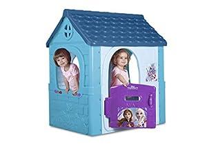 FEBER - Fantasy House Casa de juegos infantil Disney Frozen 2, para niños y niñas a partir de 2 años (Famosa 800012198)