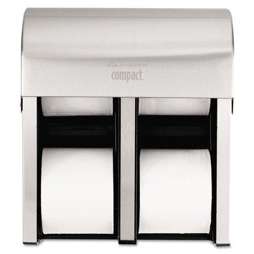georgia-pacific-professional-compact-quad-vert-4roll-coreless-tissue-dispenser-stl-11-3-4-x-6-9-10-x