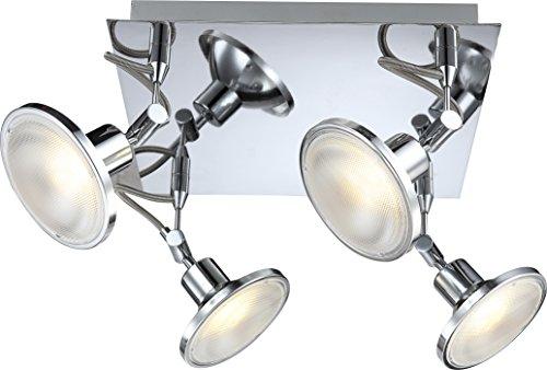 Globo Gezielte Beleuchtung von Objekten oder Bereichen möglich