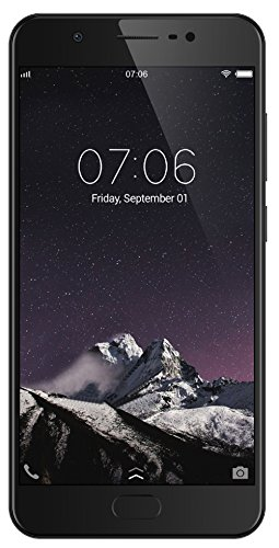 Vivo Y69 PD1705 (Matte Black) Without Offers