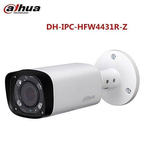 Dahua Profi Bullet 4Megapixel IP-Kamera PoE, Varifocal und Infrarot-Beleuchtung (Digital Profi Kamera)